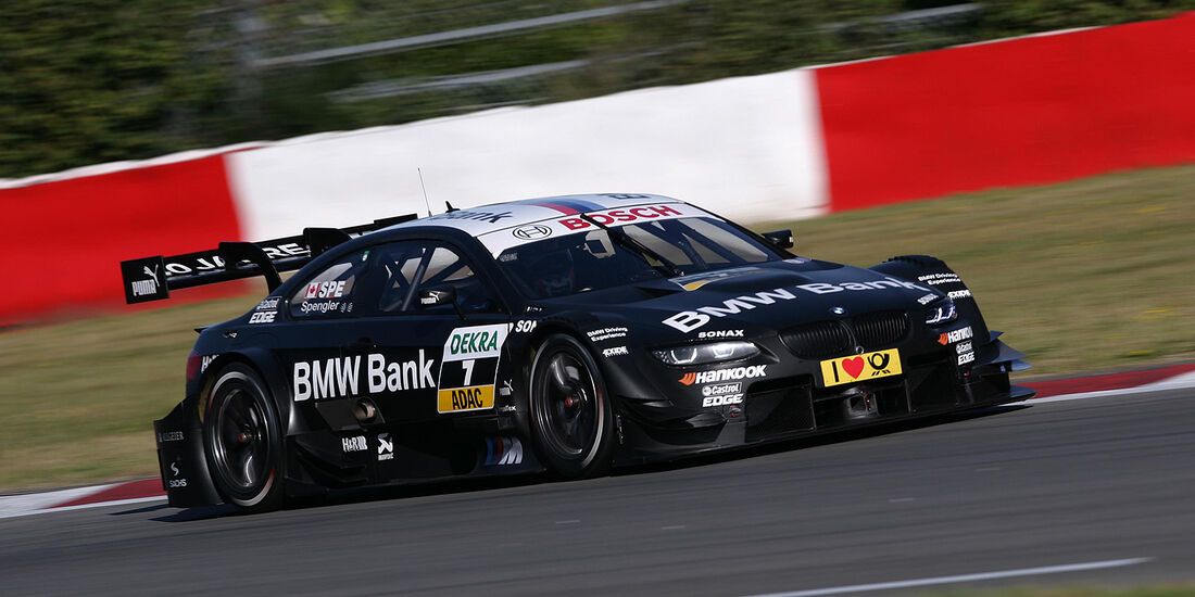 DTM 2012 Nürburgring, Qualifying, Bruno Spengler