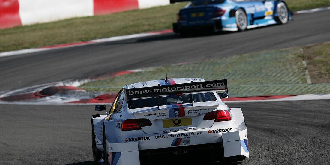 DTM 2012 Nürburgring, Qualifying, Martin Tomczyk