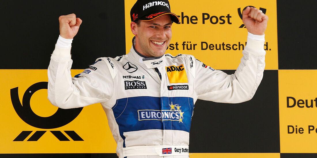 DTM 2013 Lausitzring Rennen, Gary Paffett
