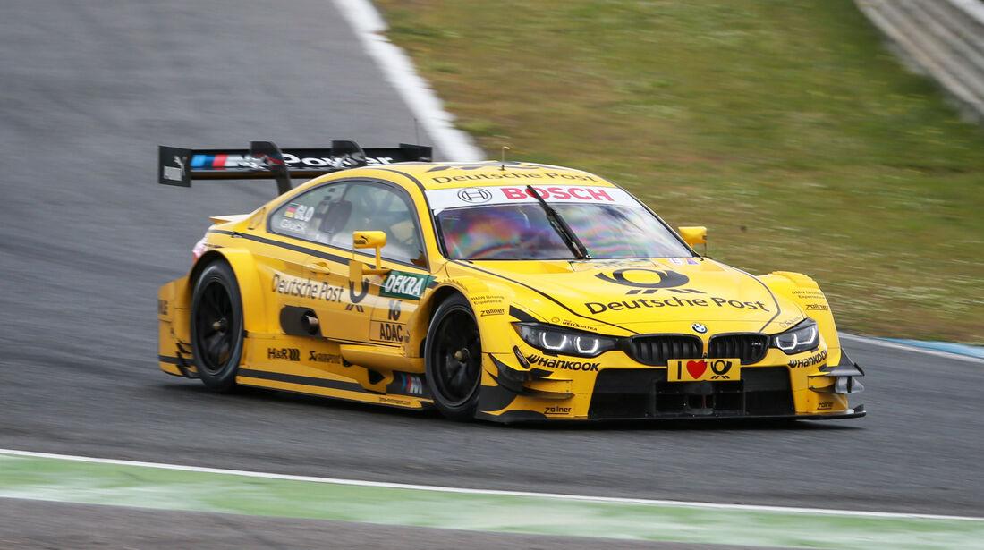DTM 2015 - Testfahrten - Estoril - BMW M4 DTM