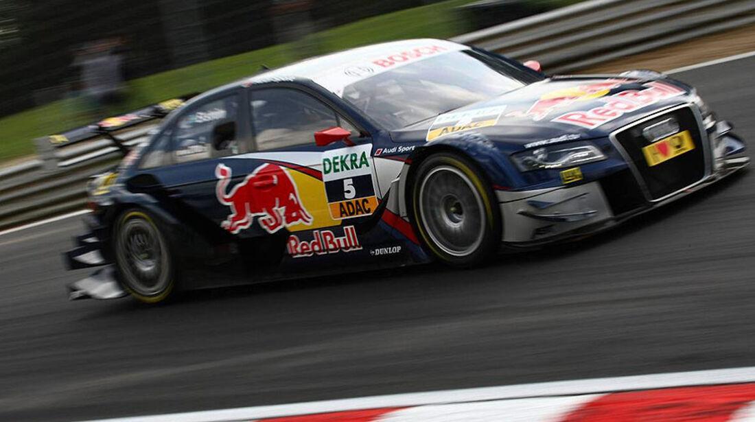 DTM, Brands Hatch, 2010, Audi A4, Ekström