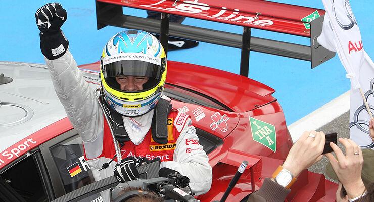 DTM Hockenheim Mike Rockenfeller