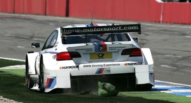 DTM Hockenheim Tomczyk BMW 2012