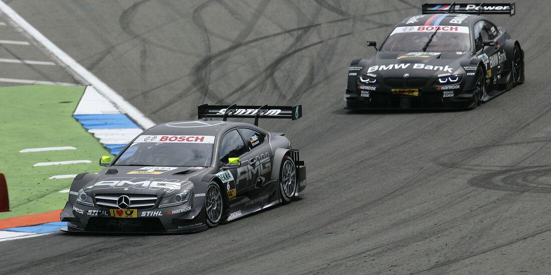 DTM Hockenheimring 2012, Rennen, Edoardo Mortara, Audi A5 DTM