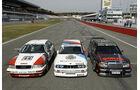 DTM-Klassiker DTM Test Hockenheim 2012