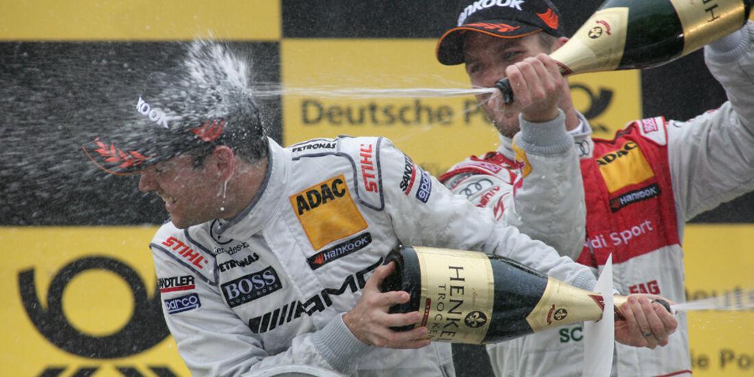 DTM Norisring 2011 Spengler Tomczyk