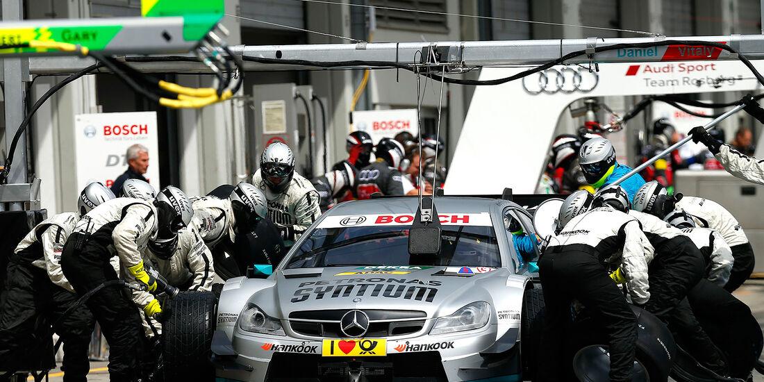 DTM - Nürburgring 2014 - #19 Daniel Juncadella (E, Petronas Mercedes AMG, DTM Mercedes AMG C-Coupé)
