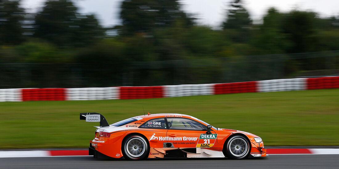 DTM - Nürburgring 2014 - #21 Jamie Green (GB, Audi Sport Team Rosberg, Audi RS 5 DTM)