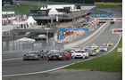 DTM Spielberg 2012 Rennen, Rennstart