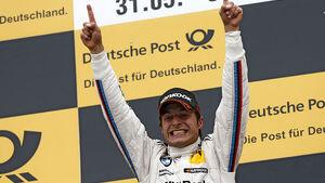 DTM Spielberg 2013, Bruno Spengler