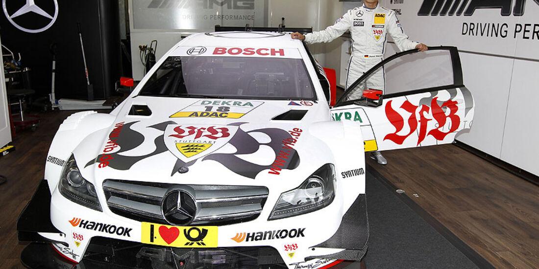 DTM Spielberg 2013,Pascal Wehrlein, RSC