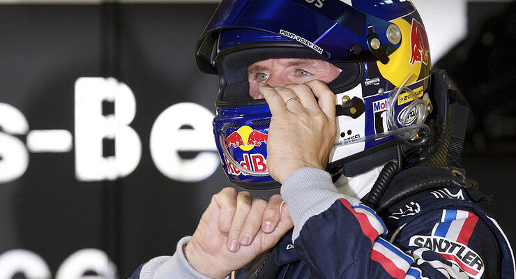 DTM Valencia 2010 David Coulthard