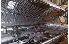 Dachboxen, Fangnetz, Frontverstellung