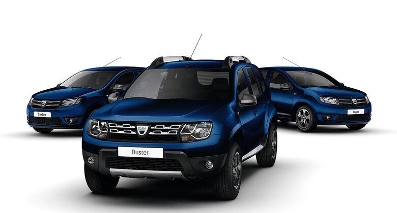 Dacia Celebration Sondermodelle