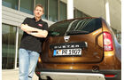 Dacia Duster dCi 110 4x4, Heck, Jens Dralle