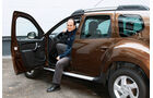 Dacia Duster dci 110 4X4, Stefan Cerchez, Fahrertür
