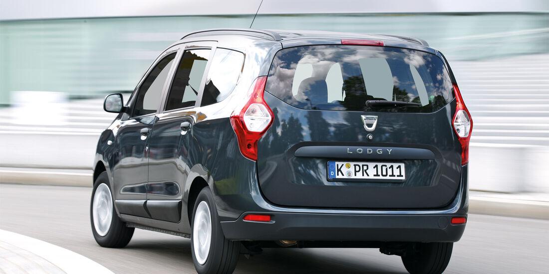 Dacia Lodgy TCe 115