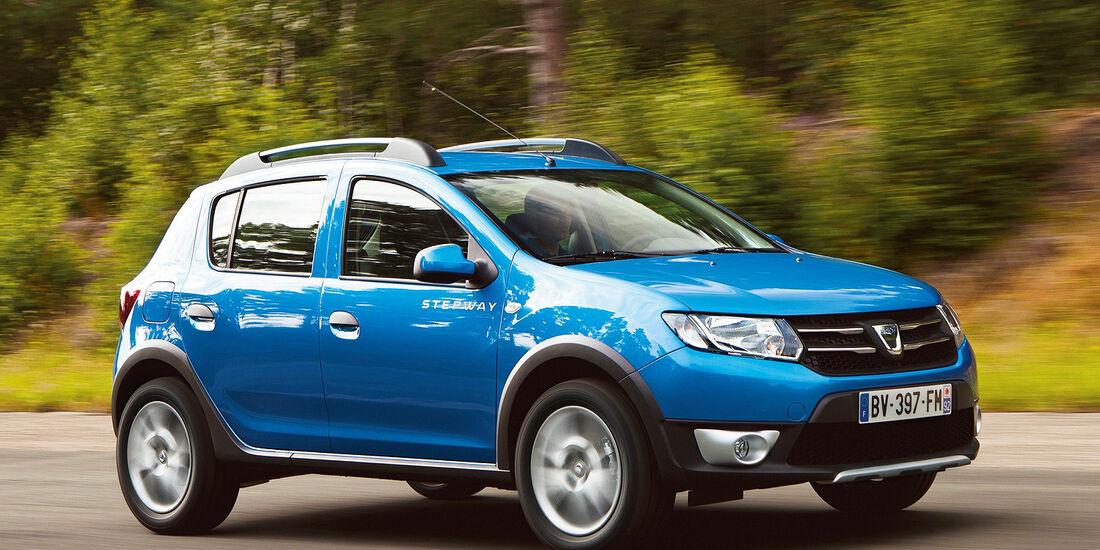 Dacia Sandero Stepway 2013