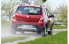 Dacia Sandero Stepway DCi 90, Rückansicht