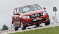 Dacia Sandero TCe 90, Frontansicht