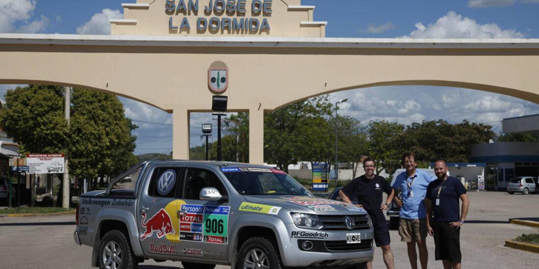 Dakar 2011 - Amarok