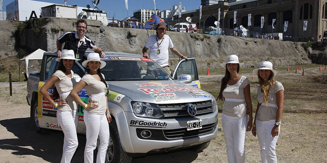 Dakar 2011, Tag 1