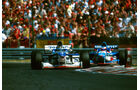 Damon Hill - Arrows A18 - GP Ungarn 1997 - Budapest