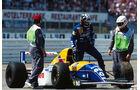 Damon Hill - GP Deutschland 1993