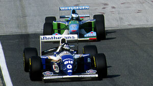 Damon Hill vs. Michael Schumacher - 1994