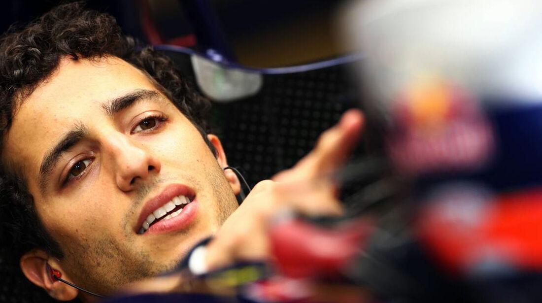 Daniel Ricciardo  - Formel 1 - GP Abu Dhabi - 01. November 2013