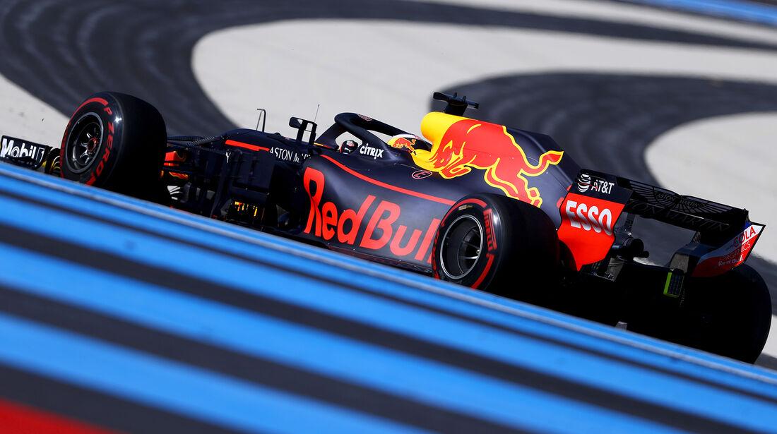 Daniel Ricciardo - Formel 1 - GP Frankreich 2018