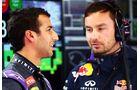 Daniel Ricciardo  - Formel 1 - GP Monaco - Donnerstag - 21. Mai 2015