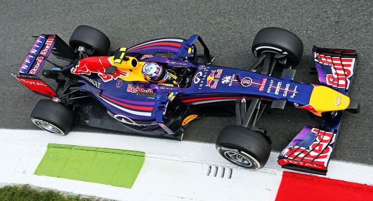 Daniel Ricciardo - GP Italien 2014