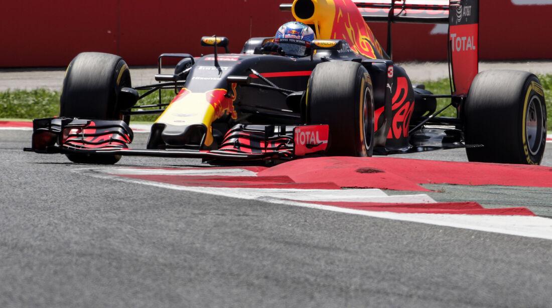 Daniel Ricciardo - GP Spanien 2016 - Qualifying - Samstag - 14.5.2016