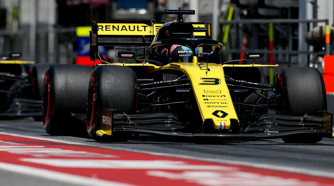 Daniel Ricciardo - GP Spanien 2019
