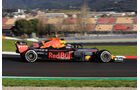 Daniel Ricciardo - Red Bull - F1-Test - Barcelona - Tag 6 - 7. März 2018