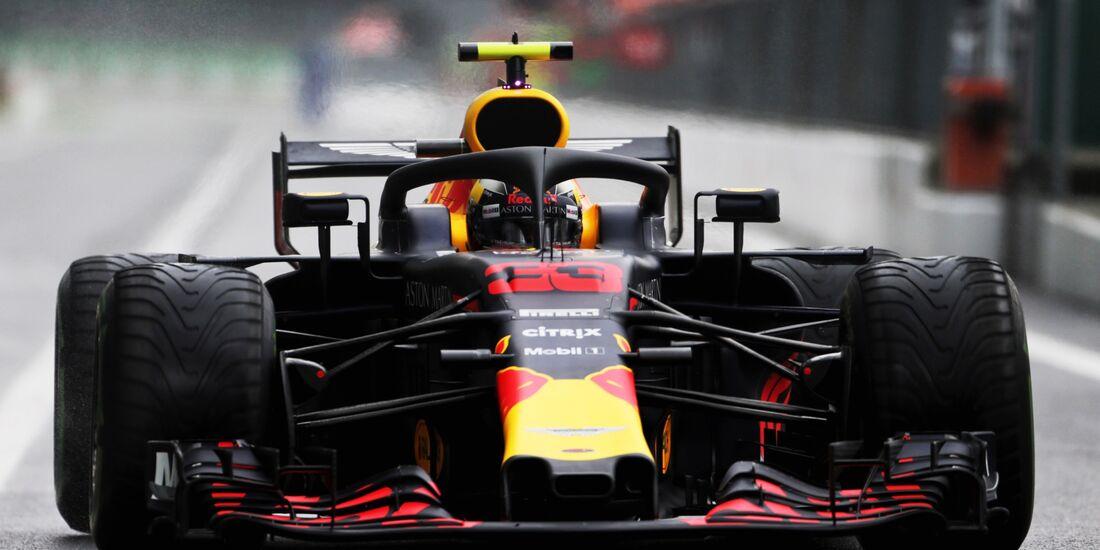 Daniel Ricciardo - Red Bull - Formel 1 - GP Italien - 31. August 2018