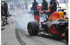 Daniel Ricciardo - Red Bull - Formel 1 - GP Italien - Monza - 3. September 2016