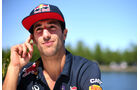 Daniel Ricciardo - Red Bull - Formel 1 - GP Kanada - Montreal - 6. Juni 2015