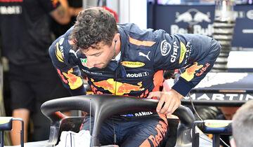 Daniel Ricciardo - Red Bull - Formel 1 - GP Kanada - Montreal - 9. Juni 2018