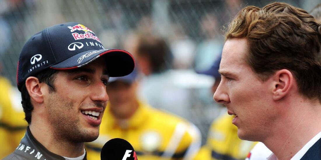 Daniel Ricciardo - Red Bull - Formel 1 - GP Monaco - 25. Mai 2014