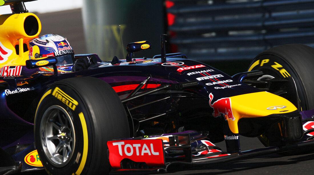 Daniel Ricciardo - Red Bull - Formel 1 - GP Russland - 11. Oktober 2014