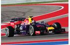 Daniel Ricciardo - Red Bull  - Formel 1 - GP USA - 31. Oktober 2014
