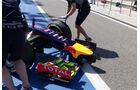 Daniel Ricciardo - Red Bull - Formel 1 - Test - Bahrain - 21. Februar 2014