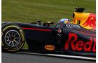 Daniel Ricciardo - Red Bull - GP England - Silverstone - Qualifying - Samstag - 9.7.2016
