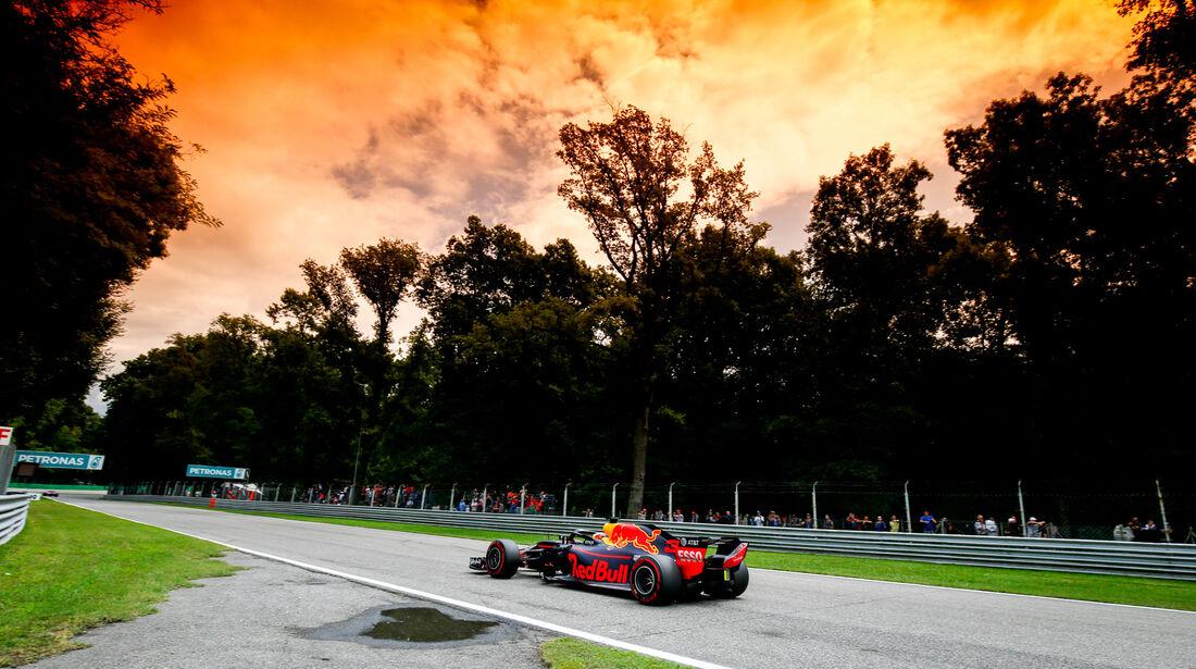 Daniel Ricciardo - Red Bull - GP Italien 2018