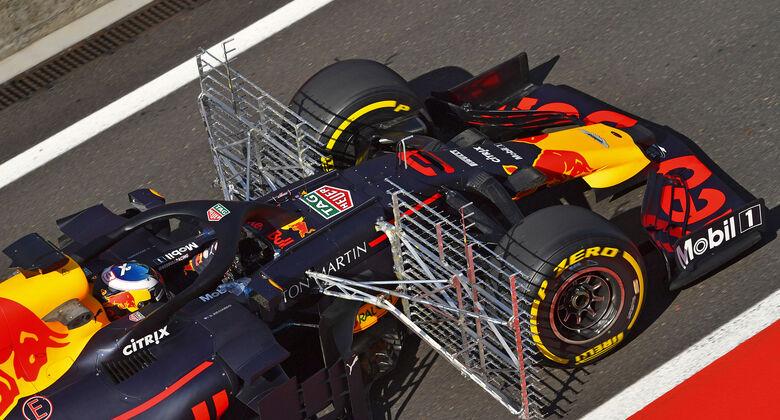 Daniel Ricciardo - Red Bull - Ungarn