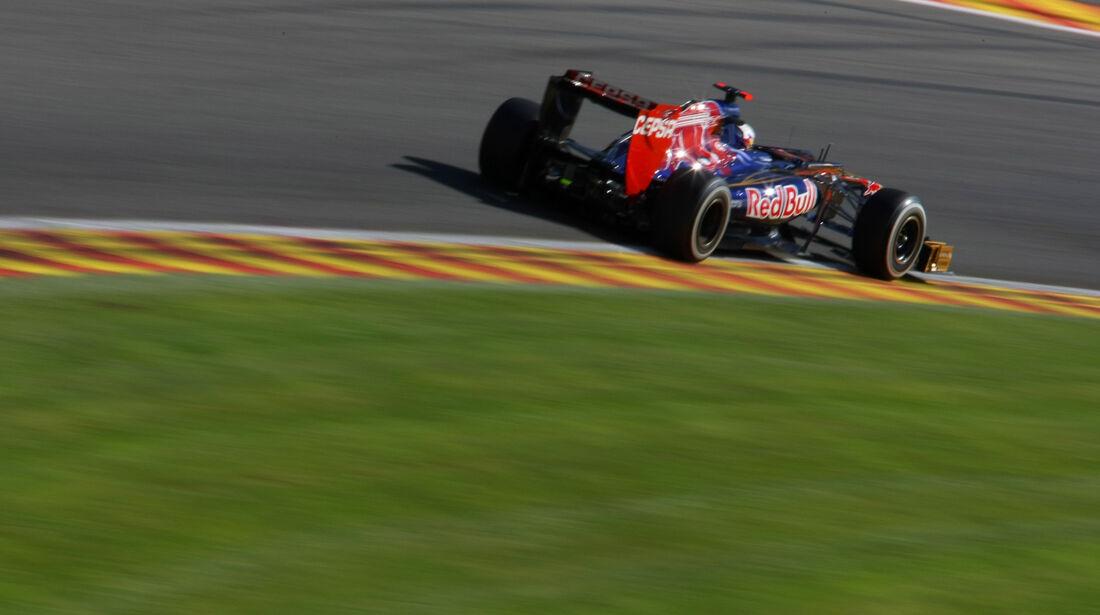 Daniel Ricciardo - Toro Rosso - Formel 1 - GP Belgien - Spa-Francorchamps - 1. September 2012
