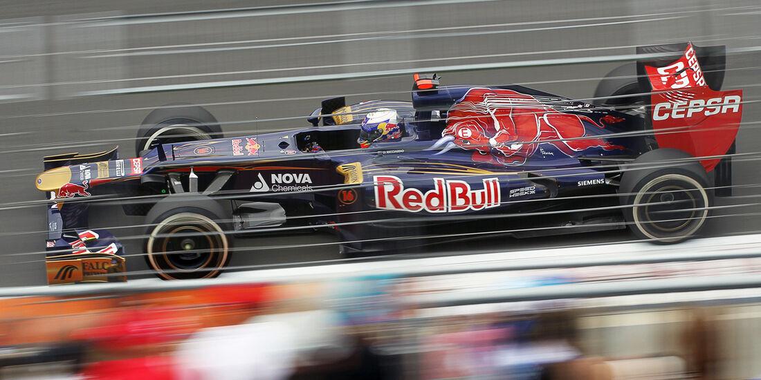 Daniel Ricciardo - Toro Rosso - GP Europa - Valencia - Formel 1 - 22. Juni 2012