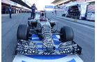 Daniil Kvyat - F1-Test Barcelona - 2015